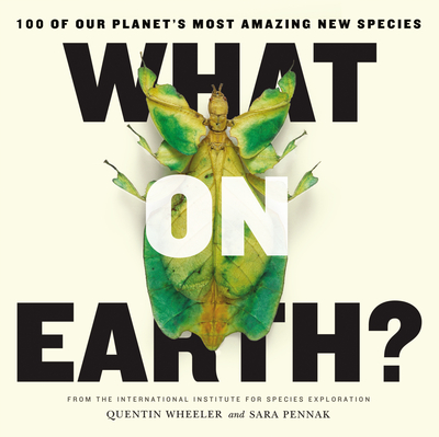 Featured Creature Giveaway Time!! Get Your Copy of What on Earth? Here!
