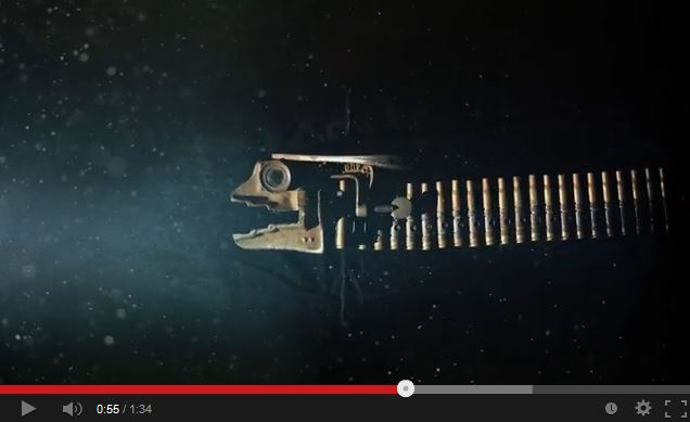 Video: Mind-blowing Deep Sea Creatures Made Out Of Metal Scraps